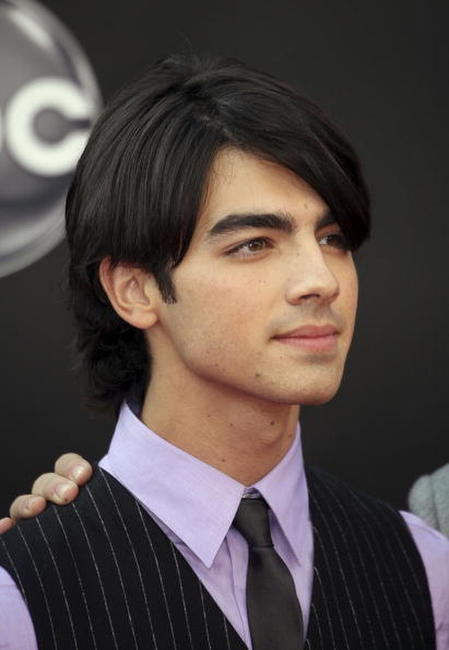 Joe Jonas at the 2008 American Music Awards.